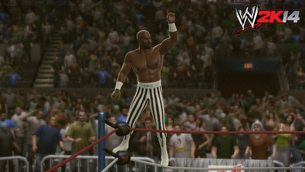 WWE 2K14 Screenshot #95 for PS3