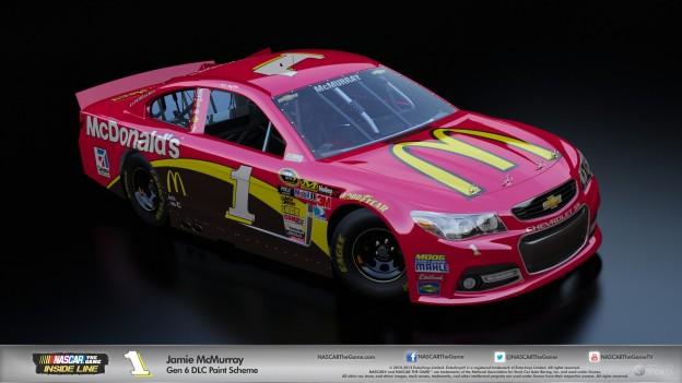 NASCAR The Game: Inside Line Screenshot #45 for Xbox 360