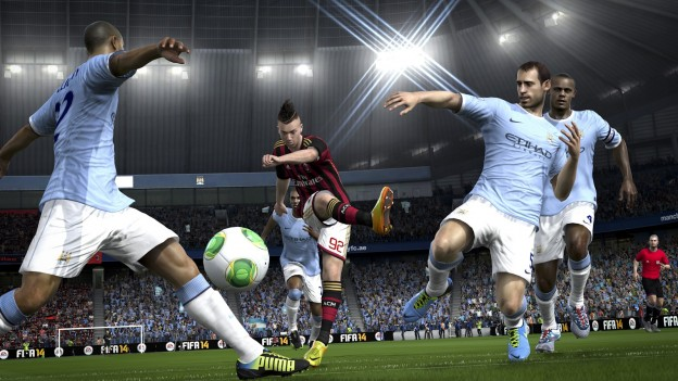 FIFA Soccer 14 Screenshot #7 for PS4