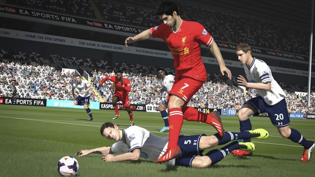 FIFA Soccer 14 Screenshot #8 for PS4