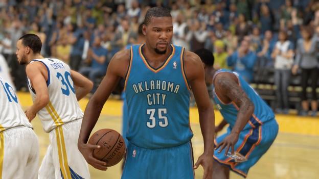 NBA 2K14 Screenshot #44 for Xbox One