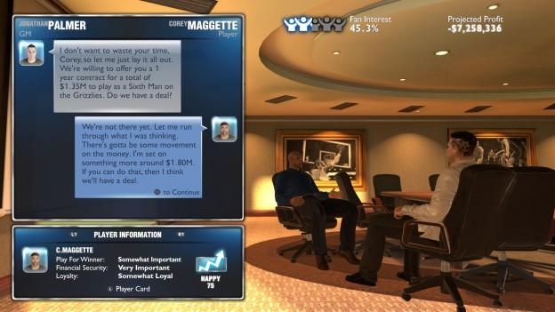NBA 2K14 Screenshot #49 for PS4