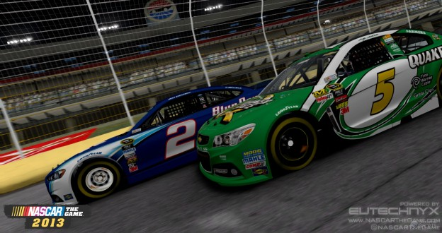 NASCAR The Game: Inside Line Screenshot #46 for Xbox 360
