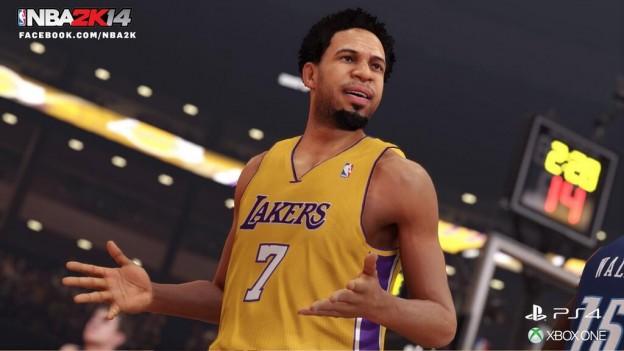 NBA 2K14 Screenshot #48 for Xbox One