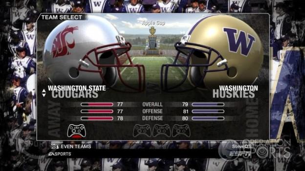 NCAA Football 09 Screenshot #32 for Xbox 360