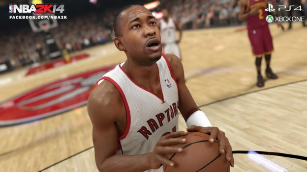 NBA 2K14 Screenshot #50 for PS4