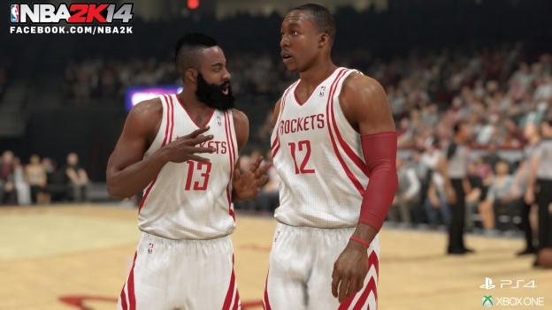 NBA 2K14 Screenshot #58 for PS4