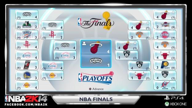 NBA 2K14 Screenshot #52 for Xbox One