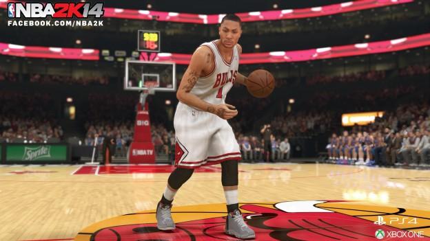 NBA 2K14 Screenshot #57 for Xbox One