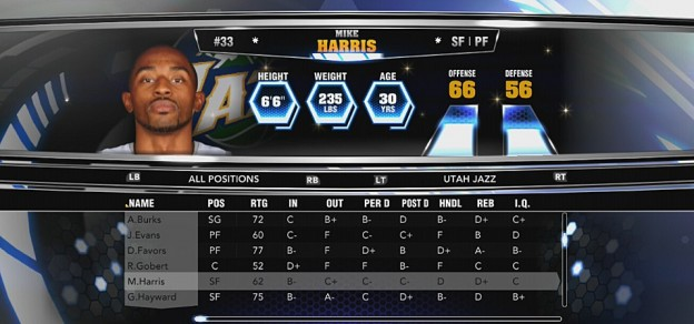 NBA 2K14 Screenshot #164 for Xbox 360