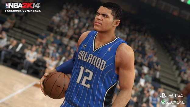 NBA 2K14 Screenshot #63 for PS4