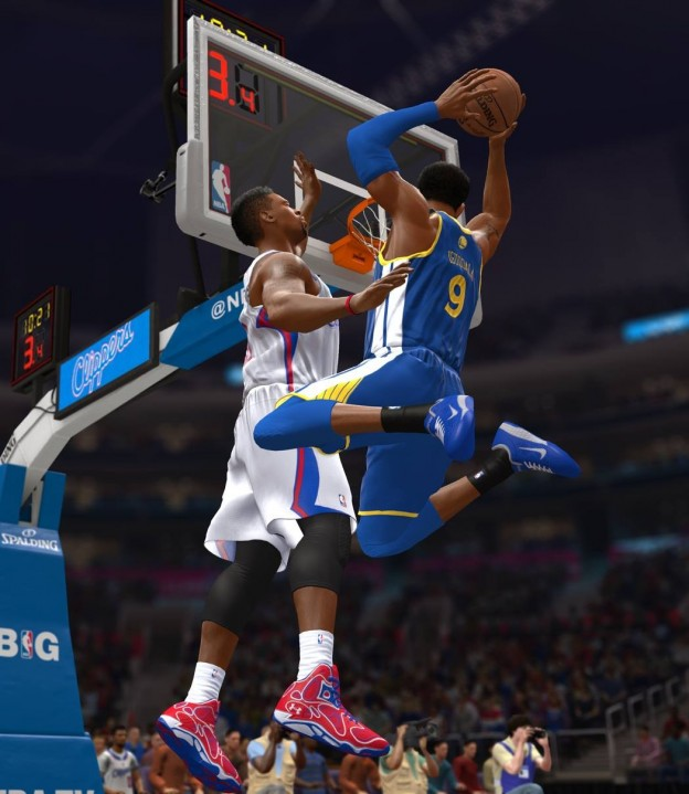 NBA Live 14 Screenshot #42 for PS4
