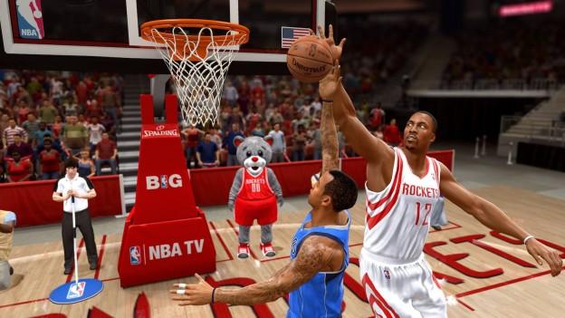 NBA Live 14 Screenshot #58 for Xbox One