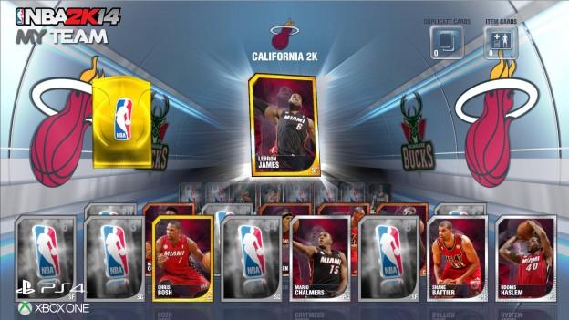 NBA 2K14 Screenshot #65 for PS4
