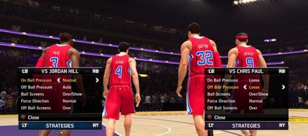 NBA Live 14 Screenshot #66 for Xbox One