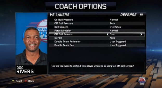 NBA Live 14 Screenshot #44 for PS4