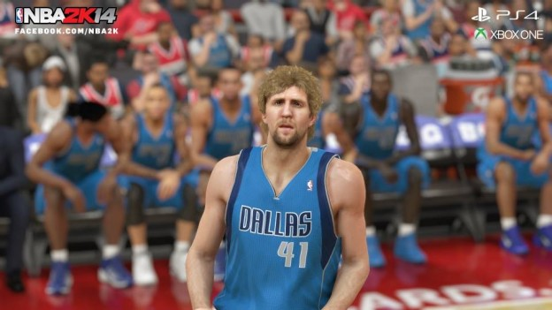 NBA 2K14 Screenshot #75 for PS4