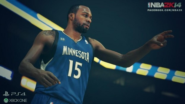 NBA 2K14 Screenshot #77 for PS4