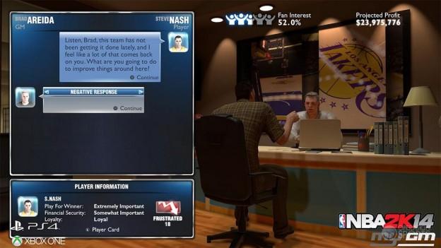 NBA 2K14 Screenshot #80 for Xbox One