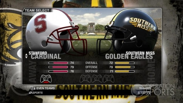 NCAA Football 09 Screenshot #46 for Xbox 360