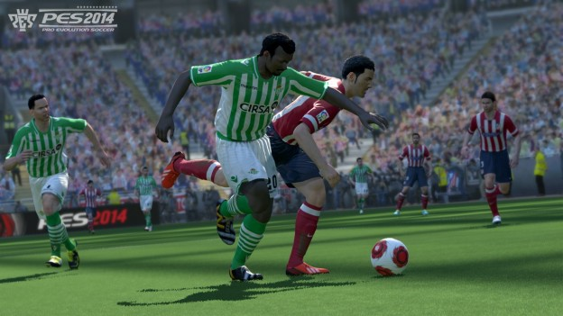 Pro Evolution Soccer 2014 Screenshot #52 for PS3