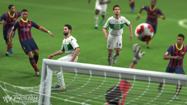 Pro Evolution Soccer 2014 Screenshot #55 for PS3