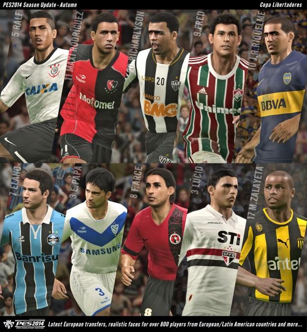 Pro Evolution Soccer 2014 Screenshot #57 for PS3