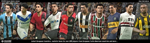 Pro Evolution Soccer 2014 Screenshot #58 for PS3