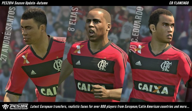 Pro Evolution Soccer 2014 Screenshot #60 for PS3