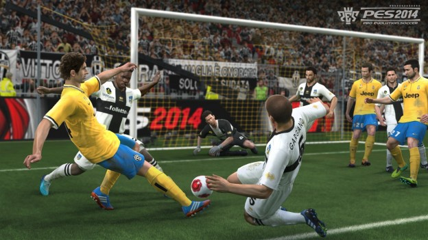 Pro Evolution Soccer 2014 Screenshot #62 for PS3