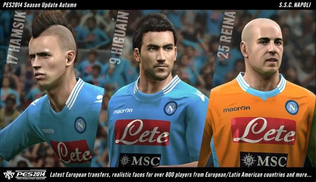 Pro Evolution Soccer 2014 Screenshot #66 for PS3