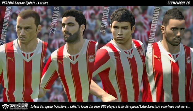 Pro Evolution Soccer 2014 Screenshot #68 for PS3