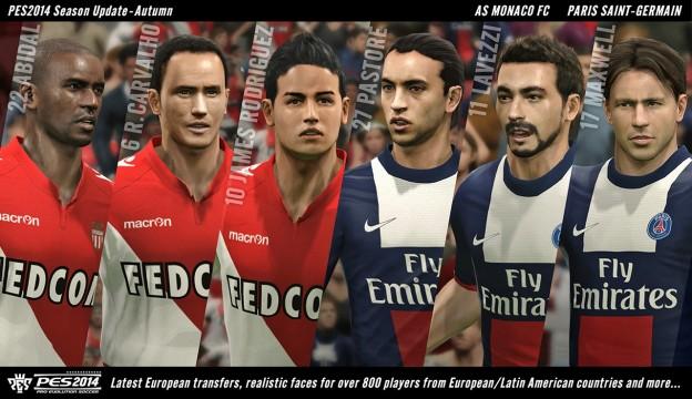Pro Evolution Soccer 2014 Screenshot #69 for PS3