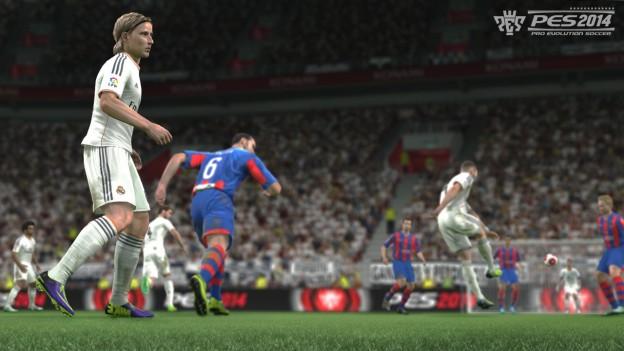 Pro Evolution Soccer 2014 Screenshot #70 for PS3
