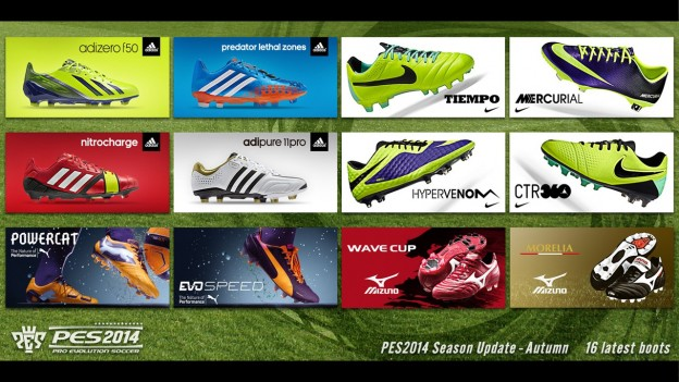 Pro Evolution Soccer 2014 Screenshot #69 for Xbox 360