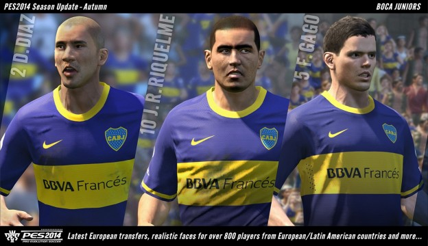 Pro Evolution Soccer 2014 Screenshot #72 for Xbox 360