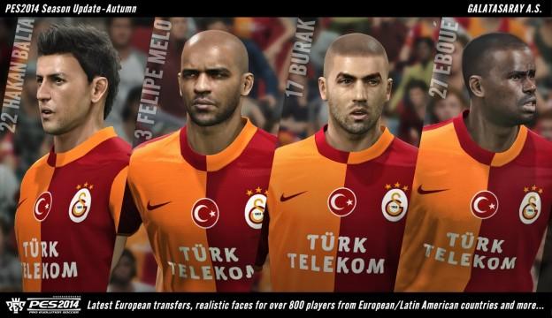 Pro Evolution Soccer 2014 Screenshot #77 for Xbox 360
