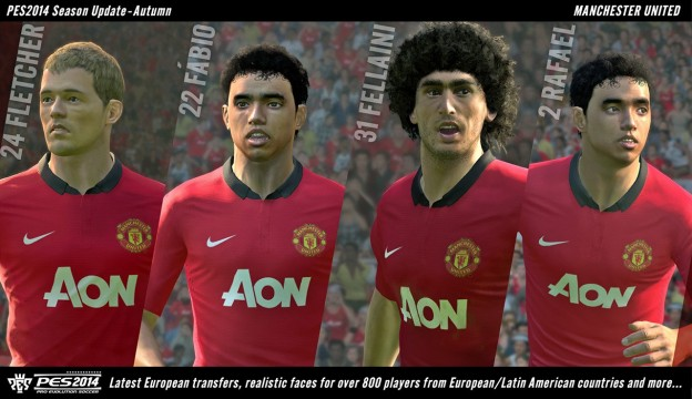 Pro Evolution Soccer 2014 Screenshot #81 for Xbox 360