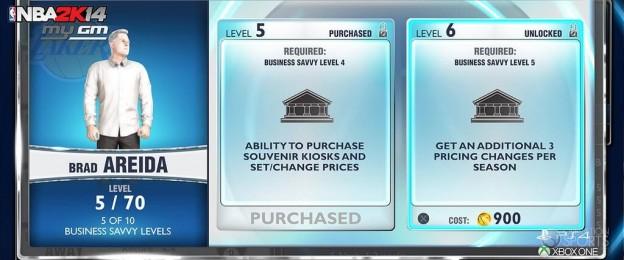 NBA 2K14 Screenshot #83 for PS4