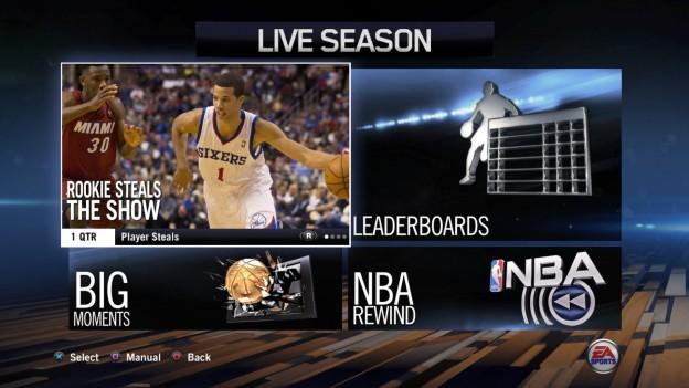 NBA Live 14 Screenshot #68 for Xbox One
