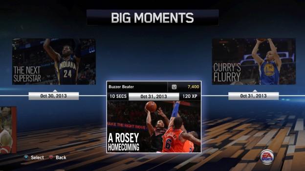 NBA Live 14 Screenshot #69 for Xbox One