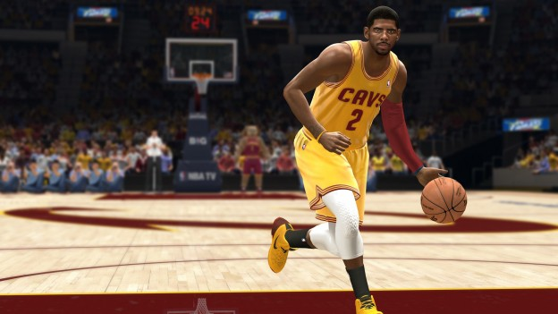 NBA Live 14 Screenshot #74 for Xbox One