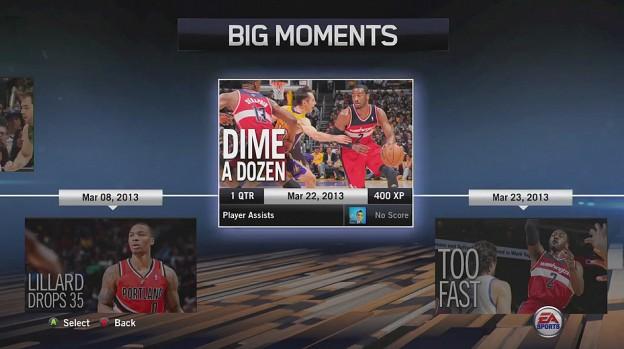 NBA Live 14 Screenshot #76 for Xbox One
