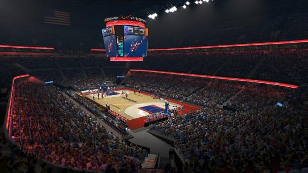 NBA Live 14 Screenshot #55 for PS4
