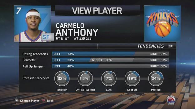 NBA Live 14 Screenshot #61 for PS4