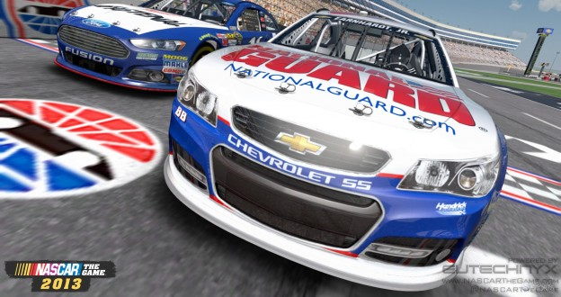 NASCAR The Game: Inside Line Screenshot #47 for Xbox 360