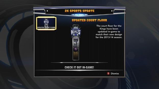 NBA 2K14 Screenshot #170 for Xbox 360