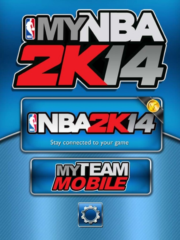 MyNBA2K14 Screenshot #1 for iOS