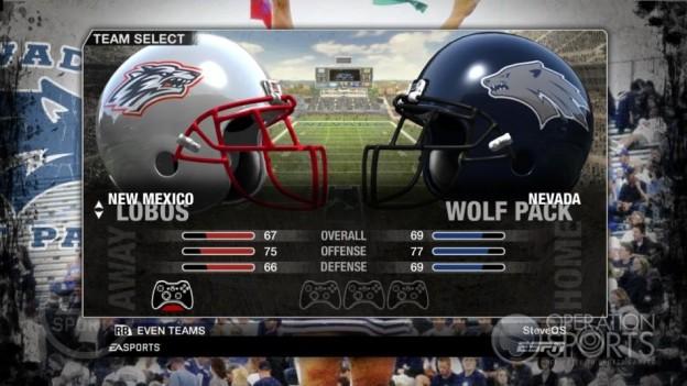 NCAA Football 09 Screenshot #58 for Xbox 360