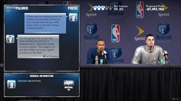 NBA 2K14 Screenshot #92 for PS4